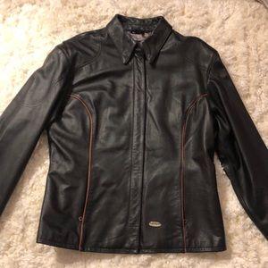 NWOT Harley Davidson leather jacket